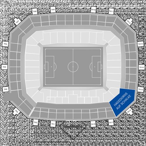 Arena Plan Hagedorn