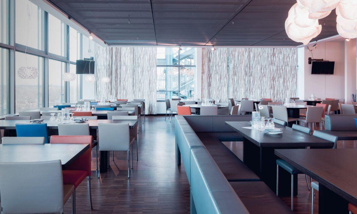 Unkel & Blauer Salon in der VELTINS-Arena