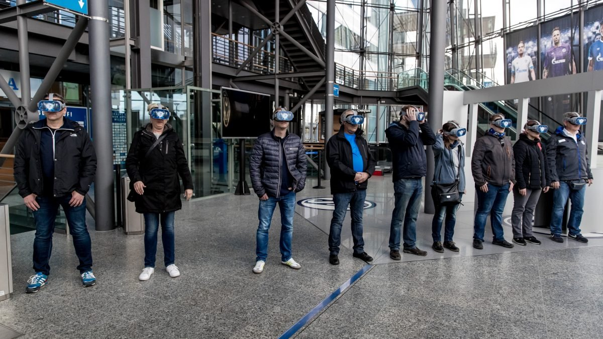 VR Arena Tour LaOla